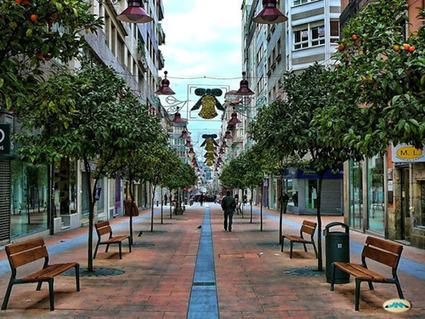 Espagne : une ville uniquement réservée aux piétons !   Mon vrac :   Scoop.it