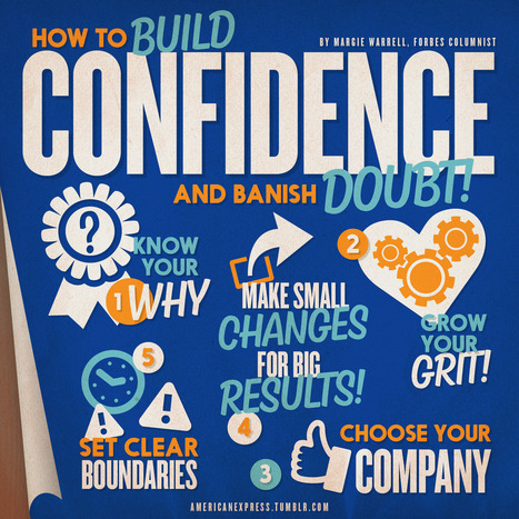 Is Self-Doubt Holding You Back? 5 Ways To Build Confidence And Banish Doubt | Management | Scoop.it