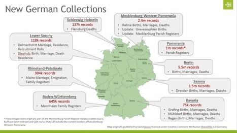 Tips for Finding Your Ancestors in German Civil Registration Records on Ancestry | Angelika's German Magazine | Scoop.it
