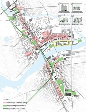 Olmsted Scholar Feature: Designing Dynamic Urban Agriculture from Massachusetts to Milan   Landscape Architecture Foundation   Vertical Urban Agriculture   Scoop.it