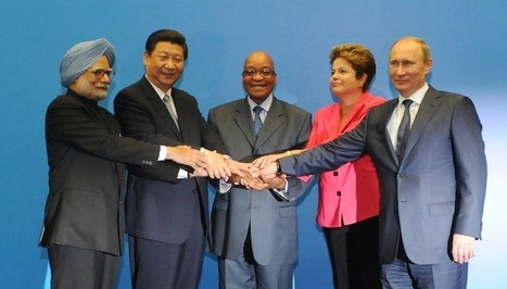 The BRICS's new aid bank | Broad Canvas | Scoop.it