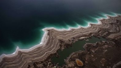 Deal could 'refill' drying #DeadSea , desalinate Red Sea Water | News You Can Use - NO PINKSLIME | Scoop.it
