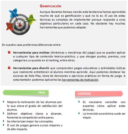 7 tendencias para 2015 en e-learning: pros y contras | Web 2.0 & Carina Ruiz Diaz | Scoop.it