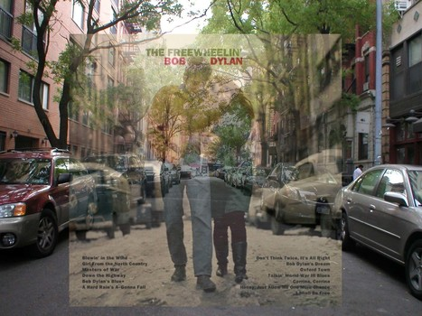Where could it be? Tracking Vintage Album Art in NYC | Visual Culture and Communication | Scoop.it