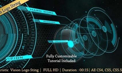 25 plantillas de After Effects para presentaciones futuristas ... | andrescamacho | Scoop.it