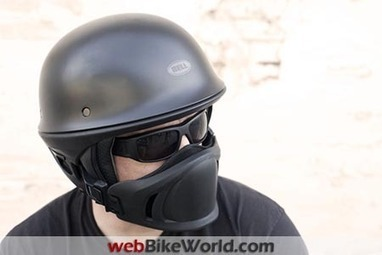 Bell Rogue Helmet - webBikeWorld | Ductalk | Scoop.it