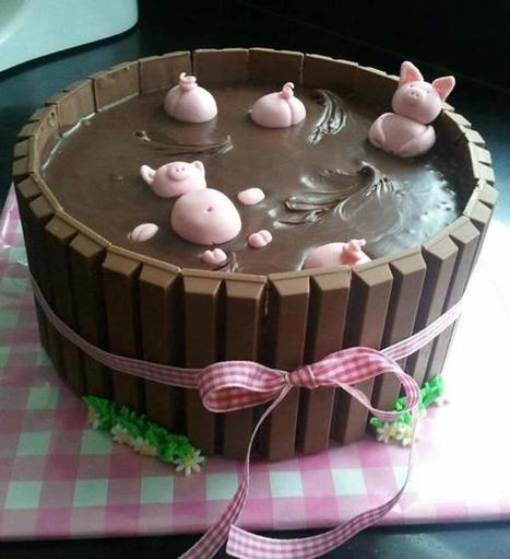Chocolate Cake   la Mode i love it   Scoop.it