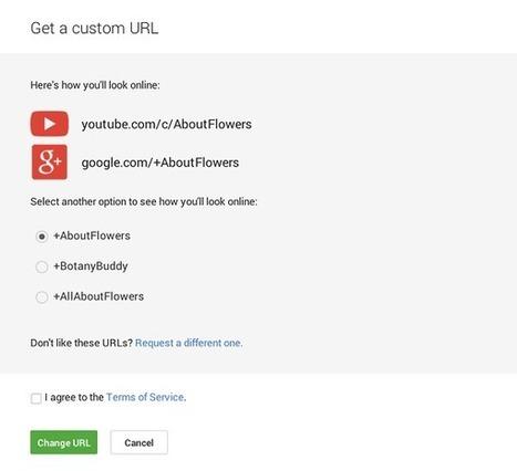 Youtube propose des URL personnalisées pour les chaînes - #Arobasenet | Going social | Scoop.it