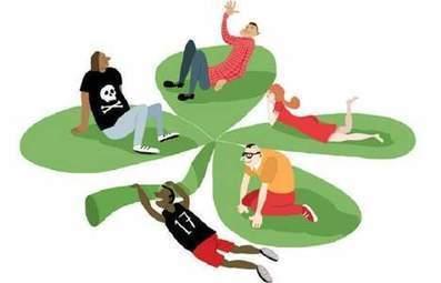 Alle onderbuikgevoelens ten spijt gaat het goed met de jeugd | Opvoeden tot geluk | Scoop.it
