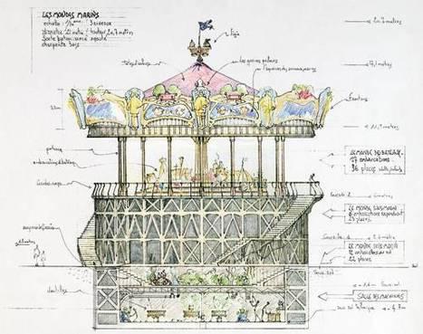 Les Machines de l'Ile de Nantes : inauguration du carrousel des mondes marins | Revue de Web par ClC | Scoop.it