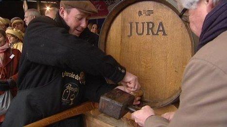 Besançon : les organisateurs de la percée du vin jaune contestent leur taux de TVA - France 3 Franche-Comté   Le vin quotidien   Scoop.it
