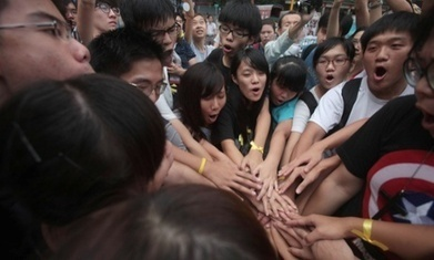 Joshua Wong: the teenager who is the public face of the Hong Kong protests | Essex Discount Card News & Offers | Scoop.it