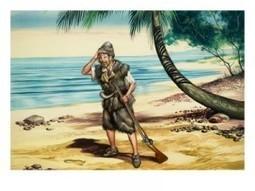 « Il faut que Robinson revienne à la surface » – lecture de Tournier par Deleuze | Brillante | Gilles Deleuze | Scoop.it