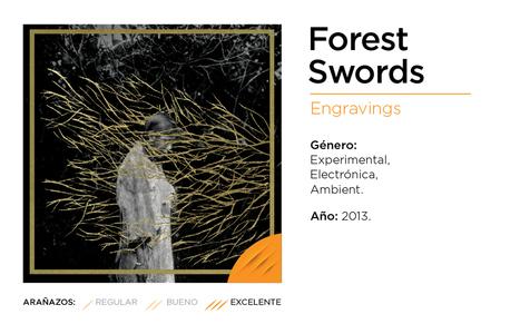 Forest Swords, Engravings (2013)   Music Reviews   Scoop.it