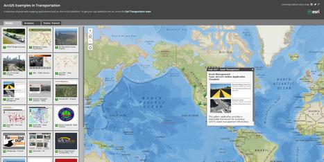 ArcGIS para Transportes: exemplos | Geotecnologias & Governo Federal | Scoop.it