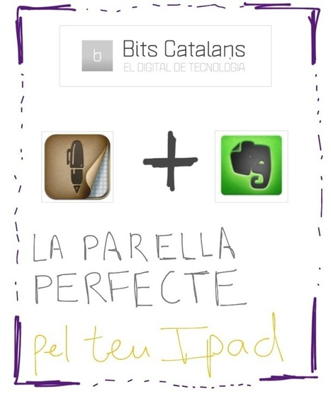 Penultimate per iPad, la millor App per escriure a mà, i gratuïta   iPad classroom   Scoop.it