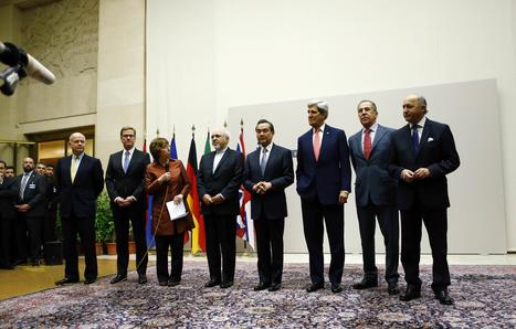 Iran, 6 world powers clinch breakthrough nuclear deal | Israel and Iran Kerry Walker | Scoop.it