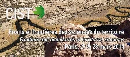 CIST – Collège international des sciences du territoire » Projet Soft ... | Networking the world - Espace et réseaux | Scoop.it