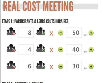 Real Cost Meeting, combien coûtent vos réunions ?   A quoi servent les réunions dans une entreprise ?   Scoop.it