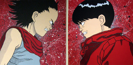 Katsuhiro Otomo, le renégat du manga, Grand prix d'Angoulême | To Web OR not to Web that is the question ! | Scoop.it