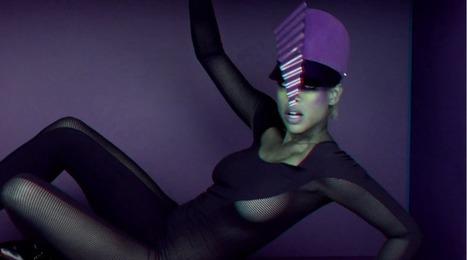 Avangard aksesuarlar için dramatik bir moda filmi   Fashion Films   Scoop.it