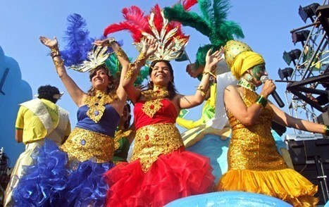 Goa Carnival Festival 2015|Holiday India | Holiday India | Scoop.it