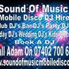 Disco Hire & DJ Hire London Hire DJs & Mobile Discos