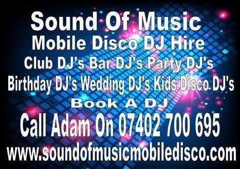 DJ & Disco Hire London Hire DJs For Events | Disco Hire & DJ Hire London Hire DJs & Mobile Discos | Scoop.it