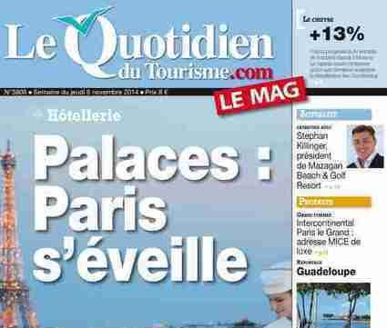 Châteaux & Hotels Collection compte de nouveaux actionnaires - Hôtellerie sur Le Quotidien du Tourisme | Veille hôtelière | Scoop.it