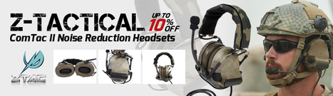 Airsoft Tactical Headsets On Sale | Airsoft Peak Store | Scoop.it