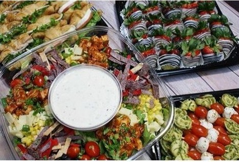 Summer Combo Party Platter | Ingallina's Box Lunch Seattle | Party Platters | Scoop.it