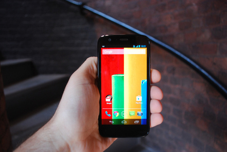 Moto G Smartphone Review: Exceptional Features in a Rock Bottom Price - TechyWhack   A Technology Blog   Scoop.it