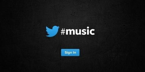 Twitter : lancement imminent d'une application musicale | Musique et Web culture | Scoop.it