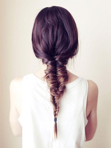 Big Hair Friday – Fishtail | Hair Romance | Hair Care | Scoop.it
