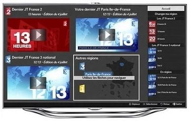 France Télévisions : la TV augmentée veut dynamiser l'accès aux contenus | Big Data and User eXperience | Scoop.it