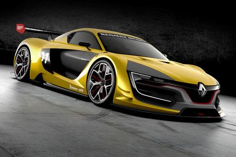 Renault Sport R.S. 01 : Losange pressé | Carrefour | Scoop.it
