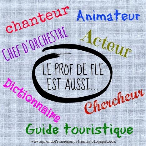 Le prof | En français, au jour le jour | Scoop.it
