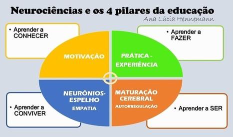 Neurociências e os 4 pilares da educação propostos para o século XXI | Aprendizagem de Adultos | Scoop.it