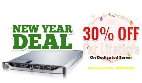New Year Dedicated Server Offers And Deals- RackBank® | Dedicated Server Hosting- Knowledgebase | Scoop.it
