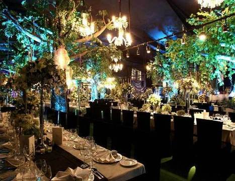 Fashion designers tie the knot with wedding decor - Wonder Woman | Indian weddings | Scoop.it
