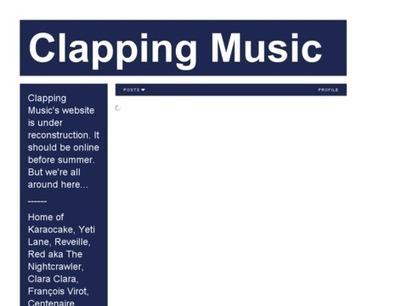 Clapping Music | Ramona Cordova | Scoop.it