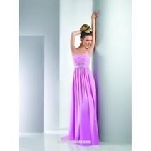 A-line Bateau Neckline Chiffon Bridesmaid Dress(BD0594) | Press Release from dressmebridal.co.uk | Scoop.it
