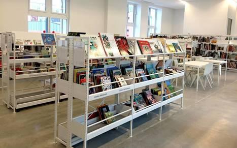 Les bibliothécaires parisiens manifestent contre l'ouverture le dimanche de nouveaux établissements   La vie des BibliothèqueS   Scoop.it