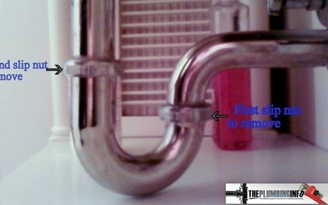 Clogged Drains – Kitchen Drains | DIY Plumbing | Scoop.it