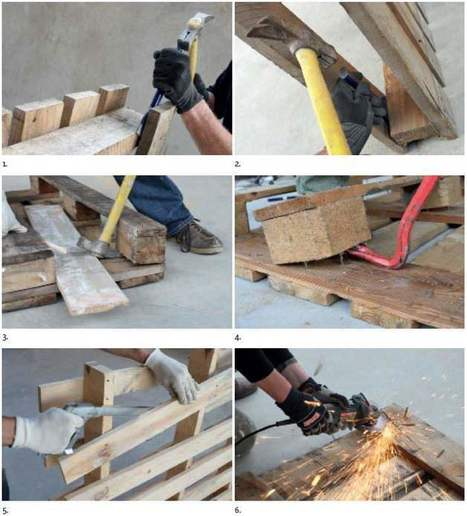How To Dismantle A Wooden Pallet ?   Change, NeuroLeadership, Leadership & Brain Research   Scoop.it