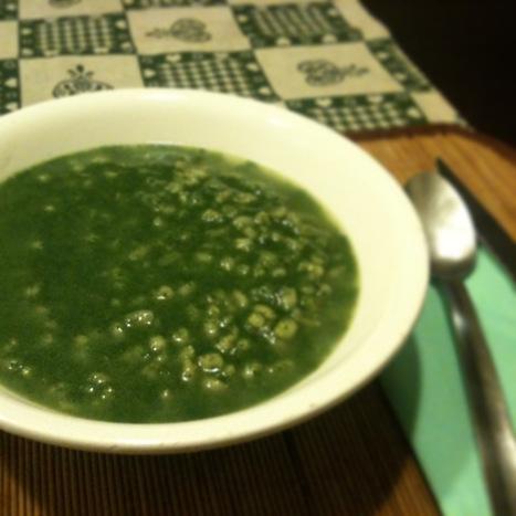 Zuppa di ortiche e orzo | Alimentazione e cucina veg, ricette e consigli pratici | Scoop.it