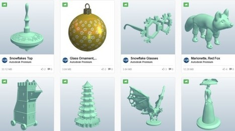3ders.org - Autodesk Meshmixer releases all-in-one 3D printing updates | 3D Printer News & 3D Printing News | Architecture, design & algorithms | Scoop.it