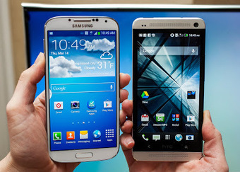 HTC One vs S4 | SI-FI WIKI | Scoop.it
