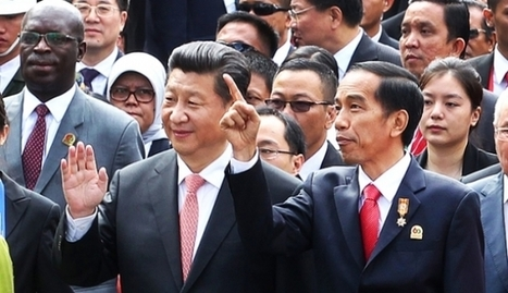 President Xi marks 60th anniversary of African-Asian movement opposed to colonialism | Sustainable development in Africa | Scoop.it
