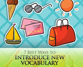 7 Best Ways to Introduce New Vocabulary   Teaching English ESL - Ressources anglais -timsbox   Scoop.it